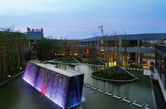 sports news: Ming-Tang Hot Spring Resort / CT Design