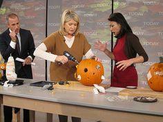 Martha Stewart Halloween Tips