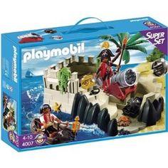 Playmobil Super Set Pirates' Cove 4007