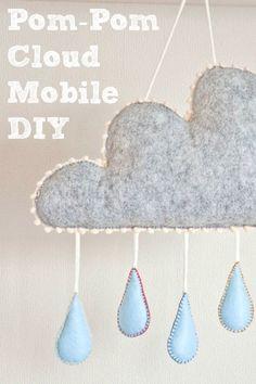 Rootandblossom: Cloud Mobile DIY