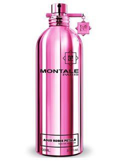 Aoud Rose Petals Montale for women