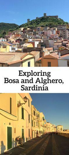 Exploring Bosa and Alghero, Sardinia | BrowsingItaly