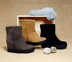 Moda en tus pies de Payma Ugg Boots, Uggs, Winter, Shoes, Fashion, Boots, Zapatos, Feet Nails, Footwear