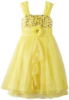 Bonnie Jean Fuchsia Flower Sheer Bloomer Easter Dress Girls 3M-6X ...