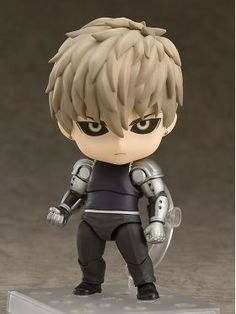 Pre-Order Release Date: January 2017 The S-Class hero - Demon Cyborg! From the popular anime series 'One-Punch Man' comes a fully-articulated Nendoroid of Saitama's disciple - the cyborg Genos! Genos