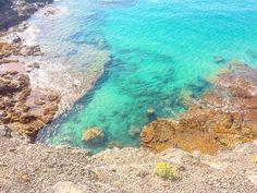 Punto Papagayo, Lanzarote, Canary Islands.
