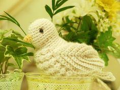 Boek Ami kostuum is gepubliceerd van de vogels zullen worden gepubliceerd: Haak een beetje