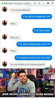 Funny Spanish Memes, Spanish Humor, Stupid Funny Memes, Hilarious, Mundo Meme, Yolo, Triste Disney, Mexican Memes, Funny Memes