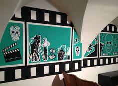 """Il Cafè de la Paix, durante le settimane del Trento Film Festival ospiterà ogni giorno gli appuntamenti con i registi protagonisti della rassegna. Il Cafè accoglierà il pubblico del festival in una cornice fatta di #cocktails, tequile e cucina tipicamente messicane. Mentre nella sala """"Bottega delle Idee"""" Il Cafè de la Paix dedica alla 62° edizione del festival un murales tributo al cinema e al paese ospite della manifestazione: Il #Messico. #trento #filmfestival"""