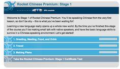 Rocket Chinese Learn Mandarin Fast