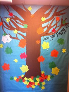 Are you FALLING ill?   Residence Hall RA bulletin board! Are you falling ill? Signs of getting sick and what to do.