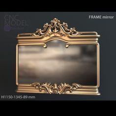 Cnc Machine, 3d Printing, Frames, Interior Design, Mirror, Model, Home Decor, Impression 3d, Nest Design