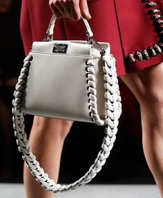 Fendi's Spring 2016 Runway Bags are Exactly as Good as You Were Hoping