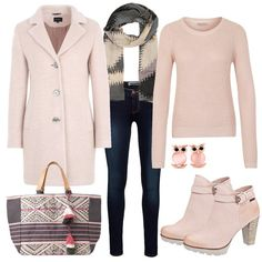 Pink by Frauenoutfits