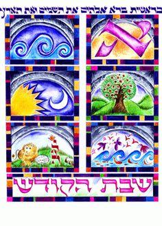 Genesis In A Beginning 7 Days Of Creationbiblical