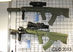 New kalishnikov as1 and as2