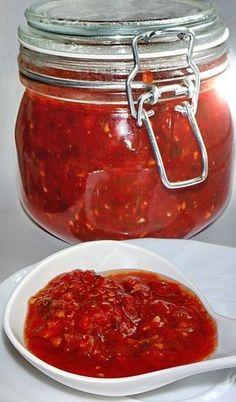 Сацебели (универсальный томатный соус)
