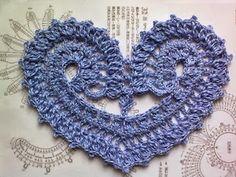 Dy Crochê!: Lindo vestido em crochê com gráfico e passo a passo.