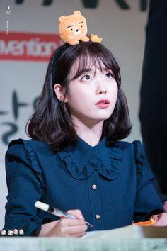 Cutie from Korea Short Hair Korea, Iu Short Hair, Iu Hair, Korean Short Hair, Korean Girl, Asian Girl, Short Hair Styles, My Hairstyle, Hairstyles