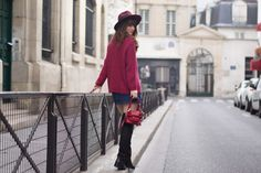 A special shoutout to Nikita with the .Kate Lee NAELLE style in a very cute red look !   #katelee #bag @meetmeinparee