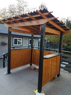 Incredible Outdoor Patio Design Ideas For Your Backyard Awesome 40 Incredible Outdoor Patio Design Ideas For Your Backyard.Awesome 40 Incredible Outdoor Patio Design Ideas For Your Backyard. Grill Gazebo, Patio Grill, Diy Grill, Backyard Patio, Grill Canopy, Grill Hut, Backyard Landscaping, Outdoor Patio Designs, Outdoor Kitchen Design