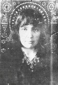 #Marina_Tsvetaeva, #Russian #poet.