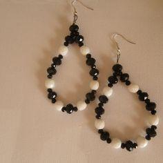24525-f-6cdaa3-xeiropoiitokosmima Drop Earrings, Jewelry, Fashion, Moda, Jewlery, Jewerly, Fashion Styles, Schmuck, Drop Earring