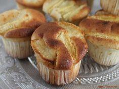 Découvrez la recette Muffins aux pommes sur cuisineactuelle.fr.