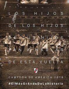 River campeón 2018copa Libertadores ❤