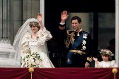July 29, 1981: Charles Weds Diana - Wally McNamee/CORBIS/Corbis/Getty Images