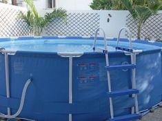 Pour une piscine hors-sol : quelle profondeur choisir ?