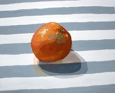 Illustration - Orange - Elizabeth Mayville