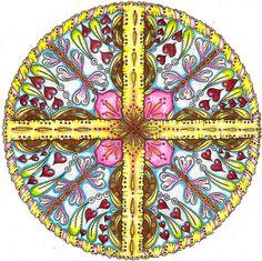 colorplate Mandala #2 | Flickr - Photo Sharing!