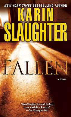 All her books!   Fallen by Karin Slaughter at Sony Reader Store