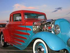 Hot Rod...Brought to you by House of #Insurance in #Eugene #Oregon