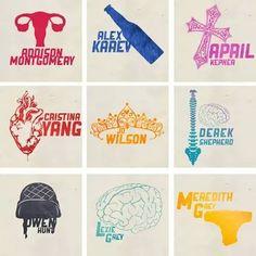 Grey's Anatomy *_*
