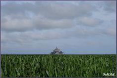 Normandie le mont Saint Michel