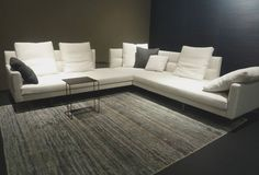 SCP Contracts at Cologne // Gordon sofa // EOOS for Walter Knoll