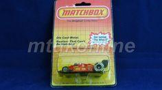 MATCHBOX 1983 FORMULA RACER | 16/75 | MACAU | FERRARI FORMULA1