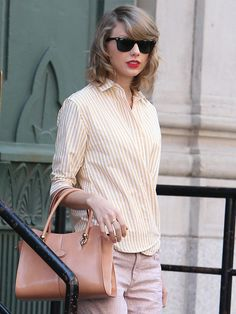 Shop the Charming Accessory Taylor Swift Is Obsessed With via @WhoWhatWear