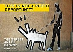 The Zorro of the art world, this little book provides a look at Banksy's collection of work from early days to current.