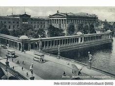 Museumsinsel Nationalgalerie, Bodestr., 10178 Berlin - Mitte -30er Jahre
