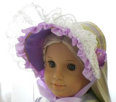 Cute bonnet! idea