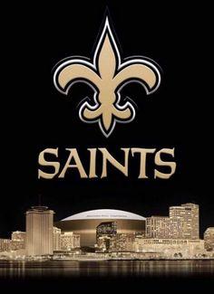 New Orleans Saints Saints Football, Best Football Team, Martin Brothers, Who Dat, New Orleans Saints, Lsu, Diva, Artist, Sheet Metal