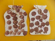 Pytle plné brambor... Activities For Kids, Potatoes, Album, Fruit, School, Fall, Sint Maarten, Pulley, Autumn