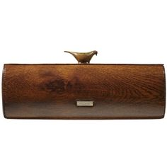 Kate Spade Wooden Bird Clutch	  		  		  		Fall Clothes and Accessories 2012 - New Fall Looks 2012  		  		 - Marie Claire