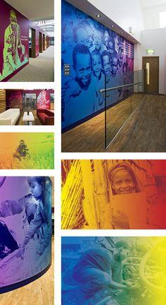 Designfolk - Concern Worldwide, Dublin.
