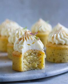 Baking Recipes, Cookie Recipes, Snack Recipes, Dessert Recipes, Snacks, Sweets Cake, Eat Dessert First, Fabulous Foods, Cupcakes