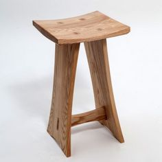 Tall Tenoned Stool