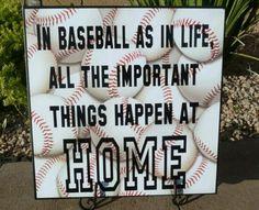 Baseball and life rules